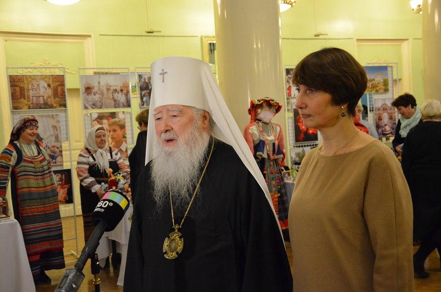 XVобластные Рождественские чтения открылись вЖуковском вчетверг